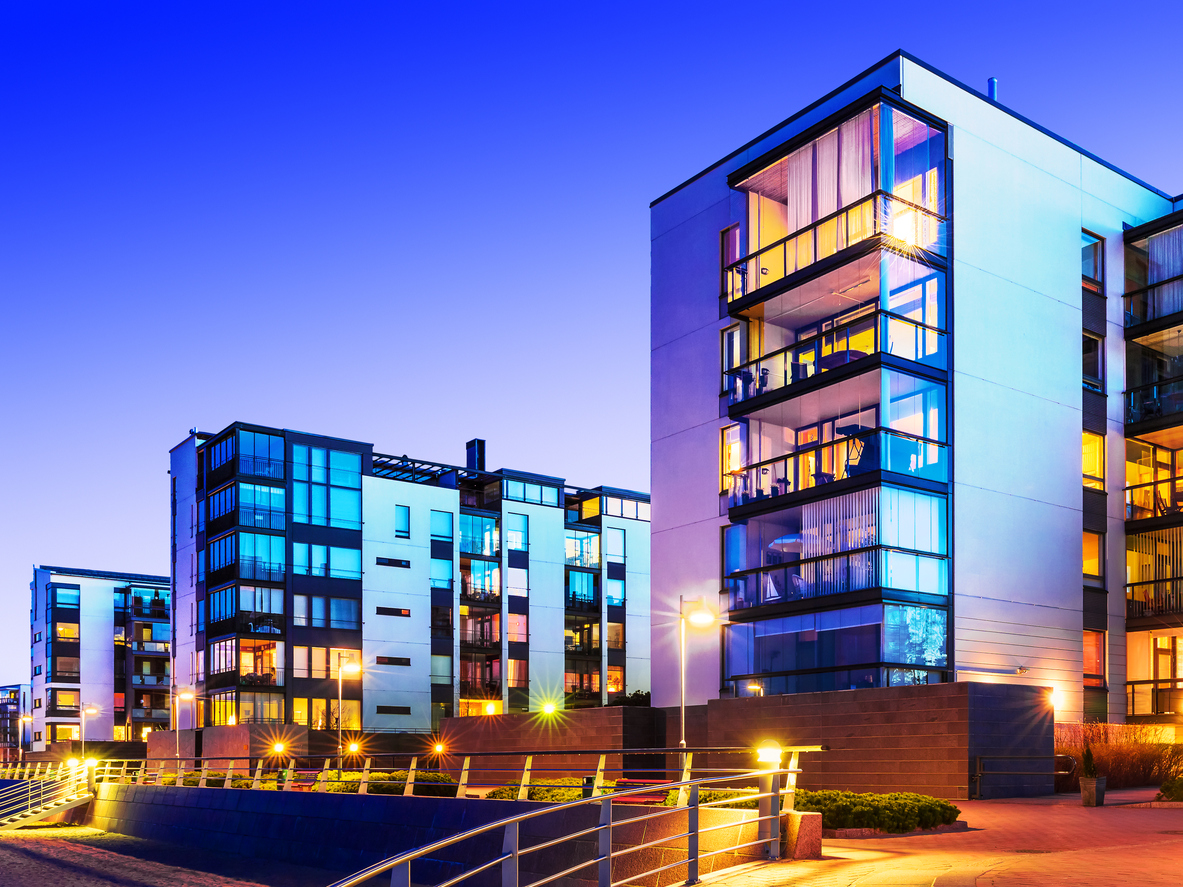 Student Accommodation - Where We are Now and Where it's Going