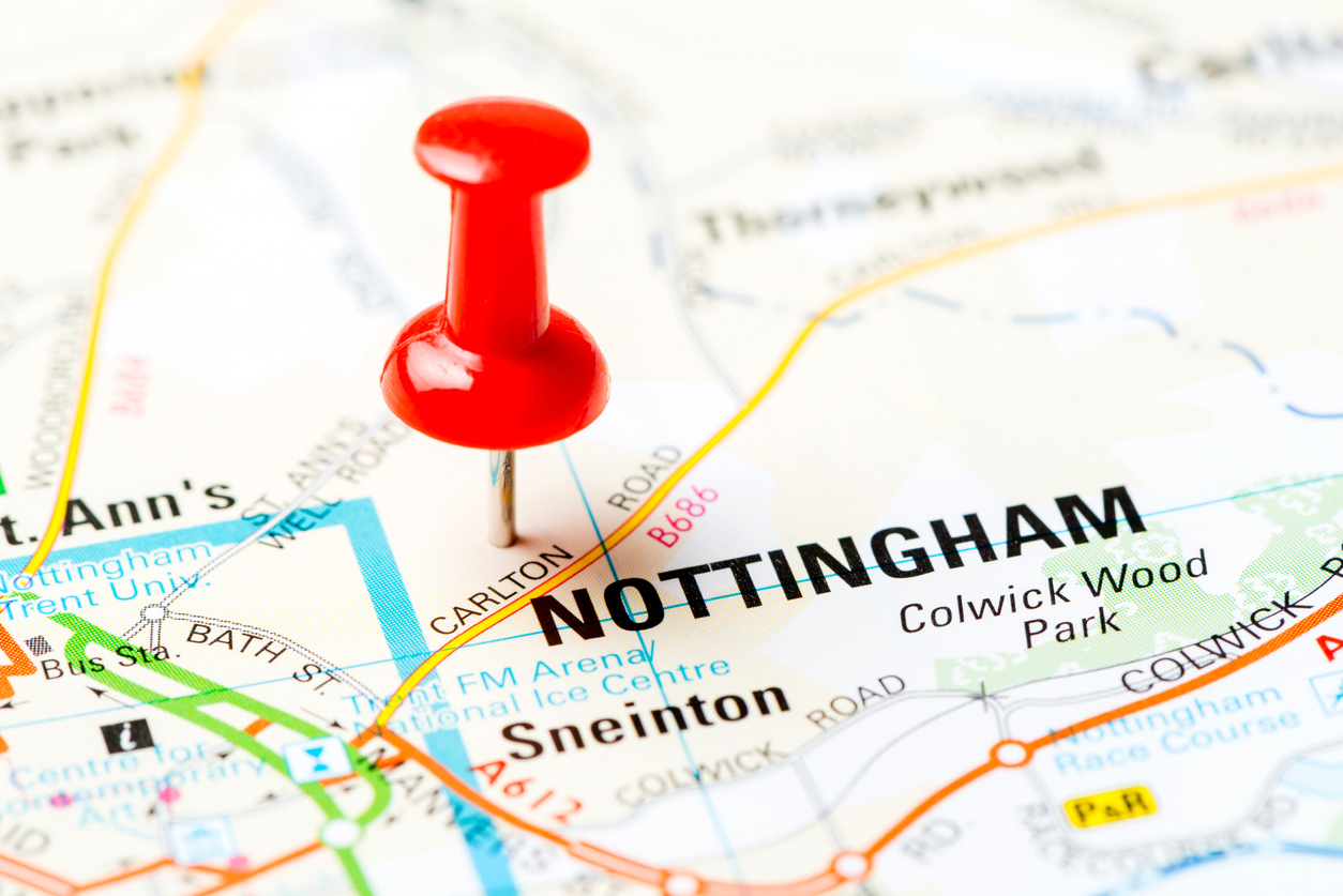 Making Great Places – Nottingham