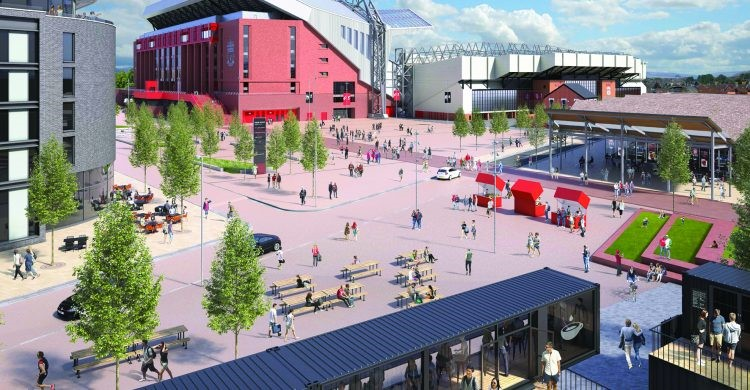 Street next to famous football stadium to be completely rebuilt