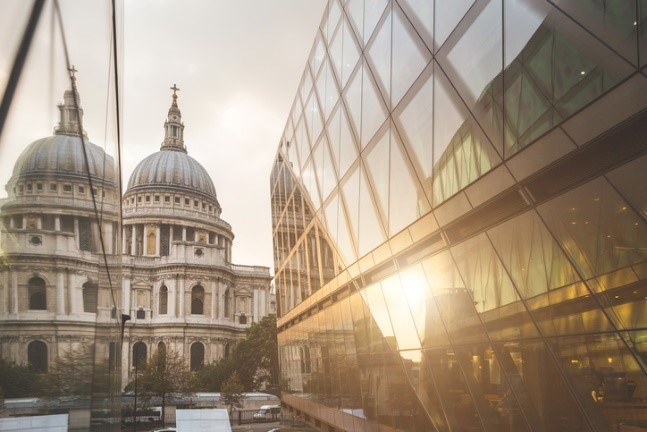 Commercial planning applications drop in the City of London