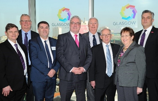 Council partnership to support creation of 110,000 new homes in Glasgow