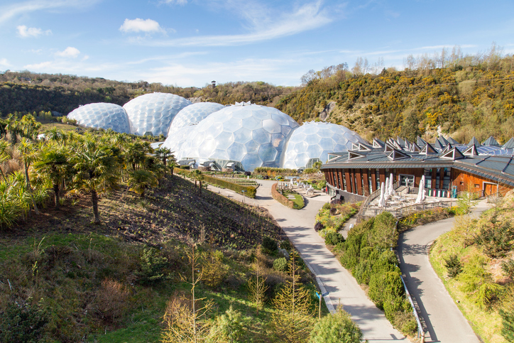 Eden Project granted planning permission for £8.5m hotel