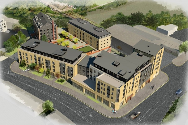 Legal & General to deliver 170 built-to-rent homes in Bath