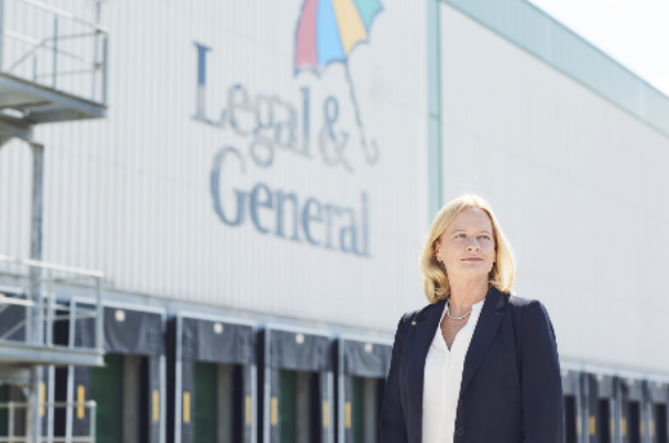 Legal & General reveals new modular housing CEO