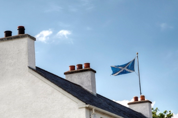 Scottish government earmarks £1.75bn for affordable housing