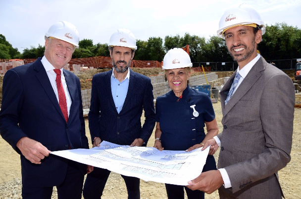 RBS funds 50-bed care home development