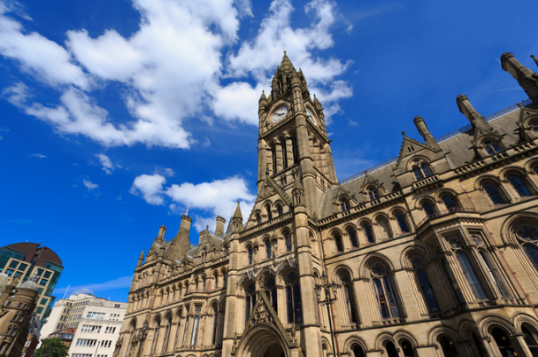 Mace appointed to Manchester Town Hall project