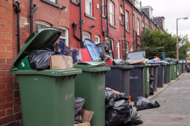 Are bins to blame for a lack of housing?