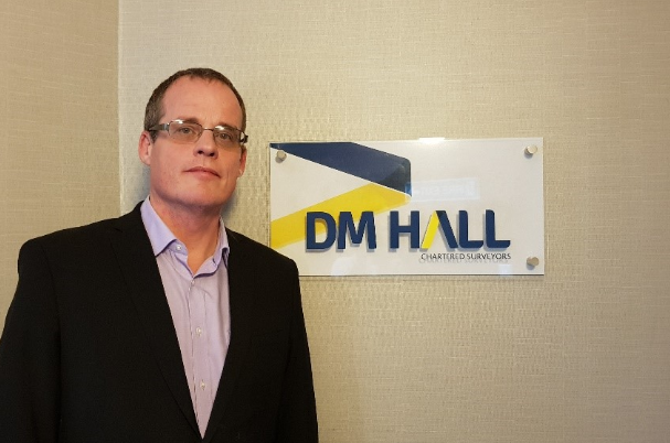 DM Hall appoints head of planning