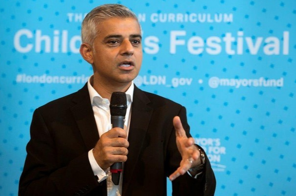 Sadiq Khan: 'Londoners to get first dibs on new homes'