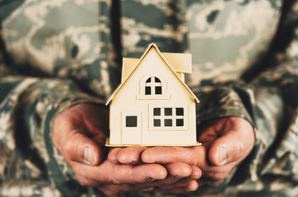 Over 300 homes built for military families