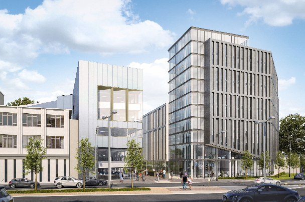 Morgan Sindall to deliver £47m Leicester mixed-use scheme