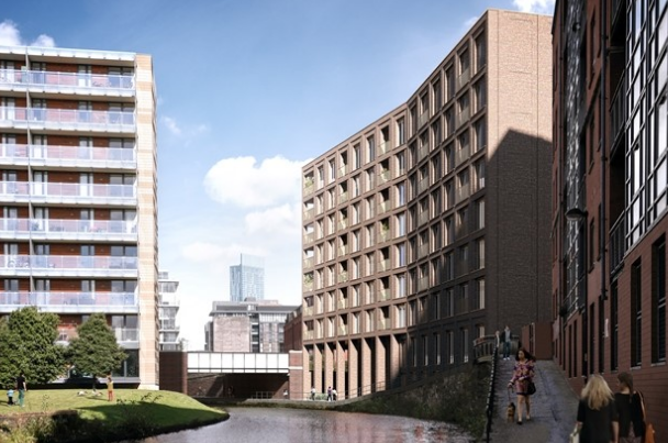 SPF Private Clients secures funding for developer's luxury Manchester scheme
