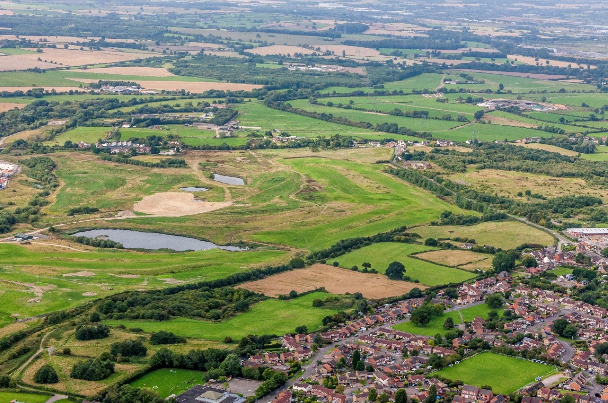 Harworth sells 11-acre plot at Cadley Park development to Taylor Wimpey