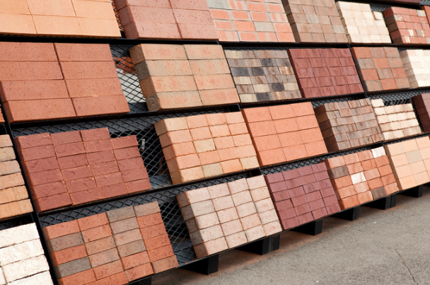 Brick and tile stocks at lowest levels for three years