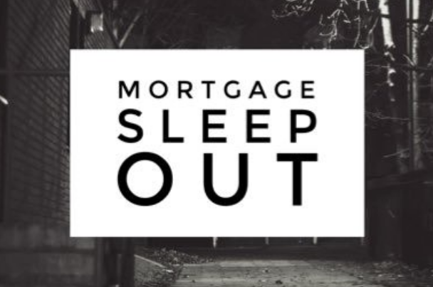 Mortgage Sleep Out
