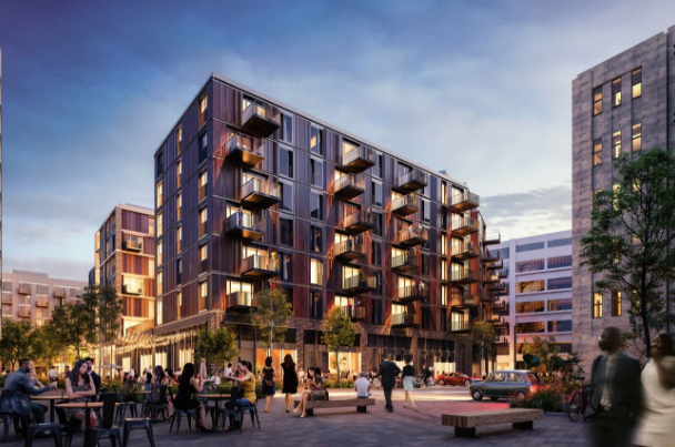 Weston Homes to deliver 181 new apartments
