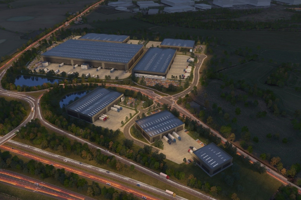 St Modwen starts work on its largest-ever speculative logistics build