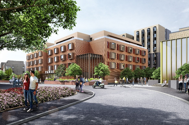 Investec to provide £53.5m loan for Guildford student development