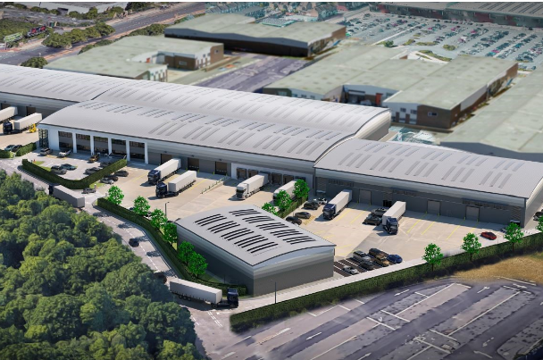 Investec to lend £27m for south London logistics park development