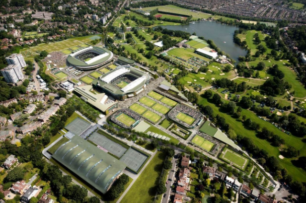 Willmott Dixon to deliver new complex for All England Lawn Tennis Club