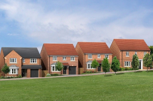 Linden Homes begins first phase of 900-home development