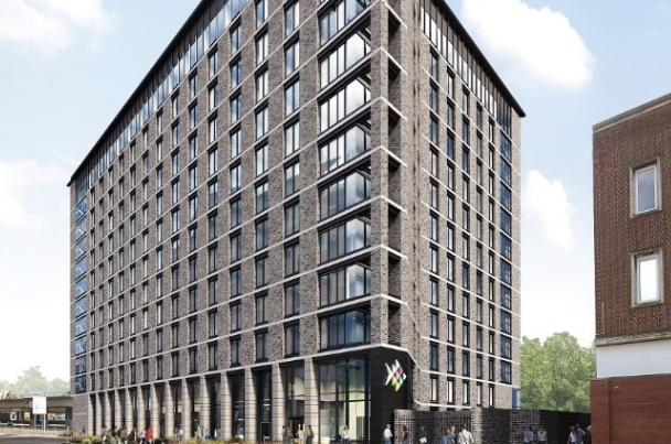 Octopus Real Estate to provide £21m loan for Glasgow PBSA scheme