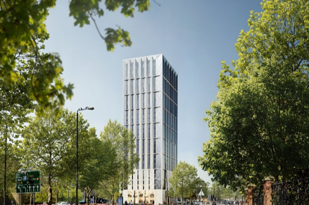 £106m hotel development site in east London acquired