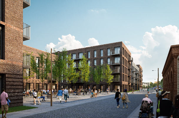 Eutopia Homes gets green light for £130m urban village