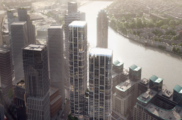 £600m Vauxhall towers approved by housing secretary