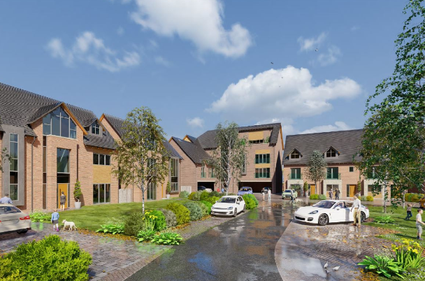 Puma Property Finance lends £14m for 37-unit Newcastle upon Tyne development