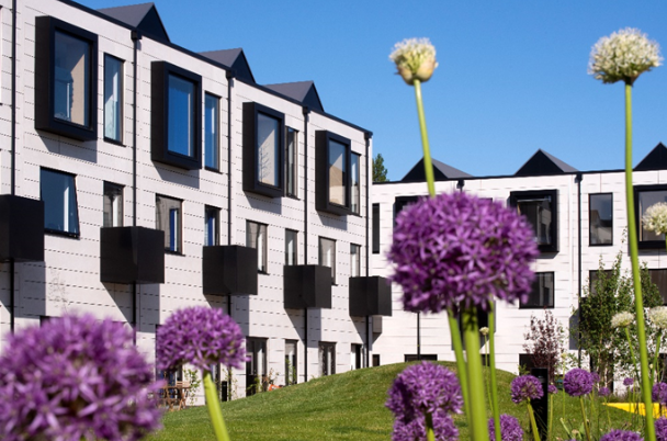 Urban Splash delivers 10 modular homes in four days