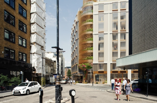 Shiva Hotels secures £230m funding for Marylebone hotel development