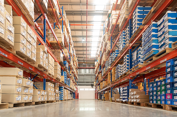 Ecommerce growth drives surge in warehouse development