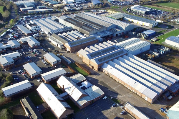 Mm Capital secures £6.6m loan from Fortwell Capital for Shrewsbury industrial development